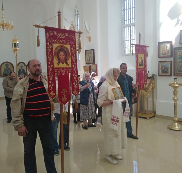 Паломническая поездка в с.Петровка
