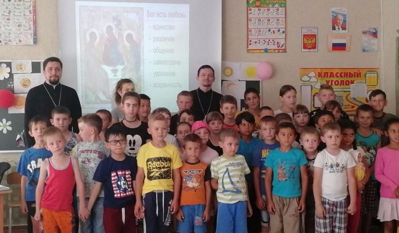 Беседа о православной иконописи